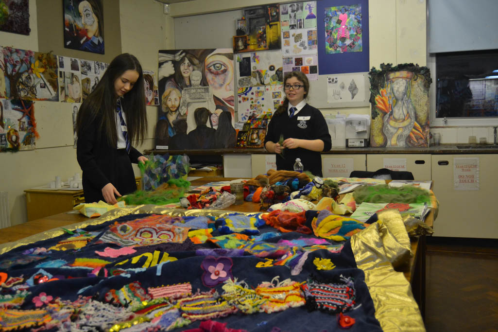 Textiles and Art Club