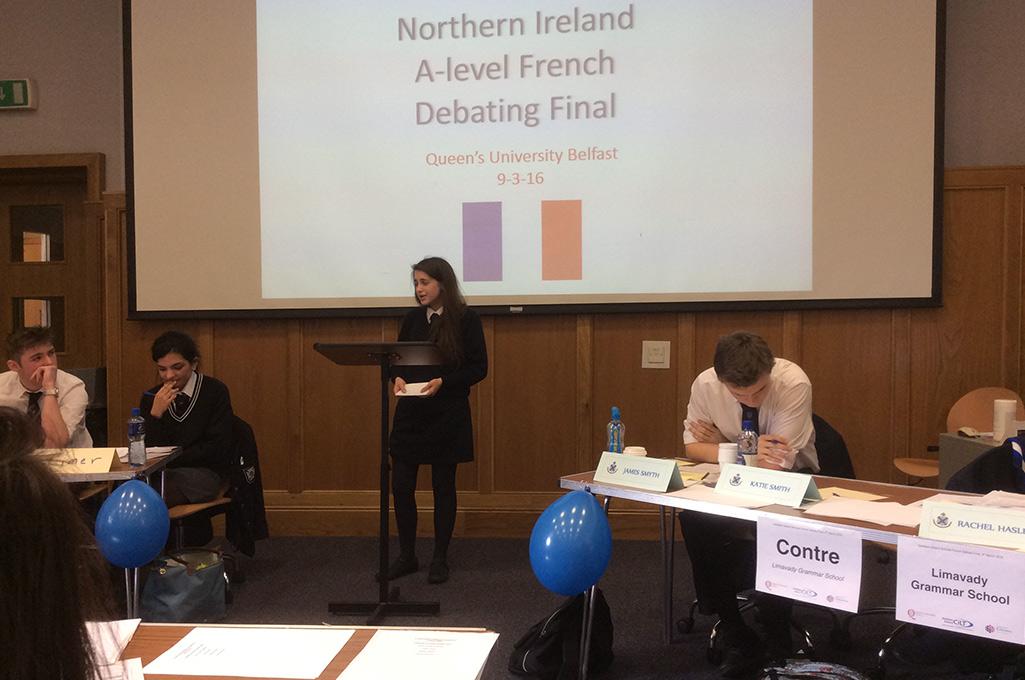 French Debating