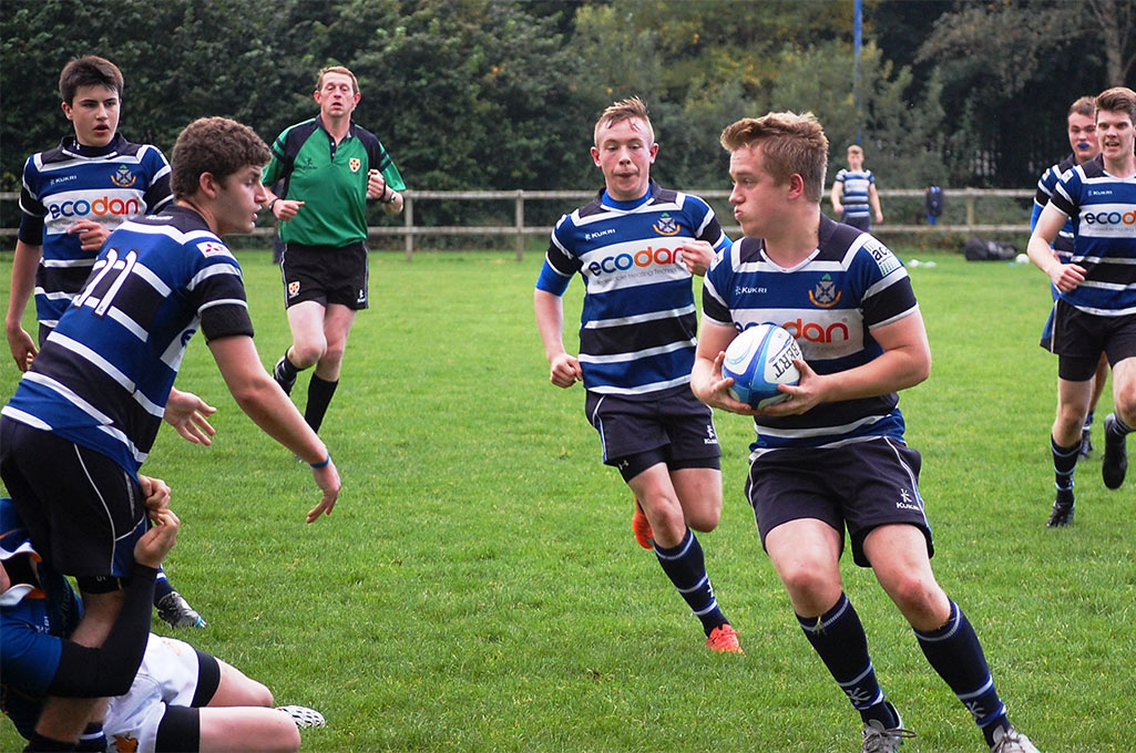 Boys rugby